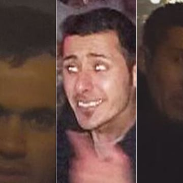 Image: Suspect's photos released by police