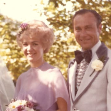 Image: Michelle and William Becker