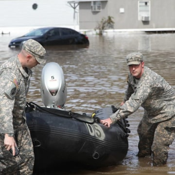IMAGE: Louisiana National Guard troops