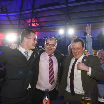 IMAGE: AfD election celebration in Germany