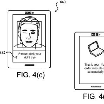 Amazon Patent Imagines Taking a Selfie to Pay Online