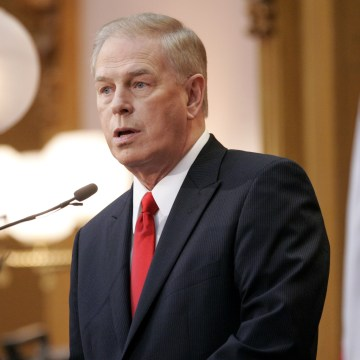 Image: Ted Strickland