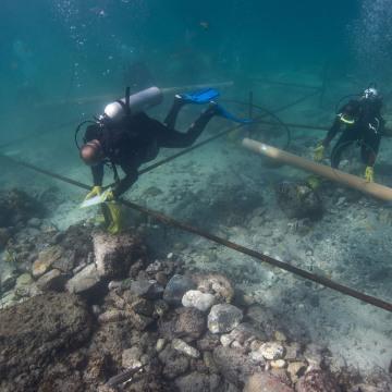 IMAGE: Excavation of the Esmeralda