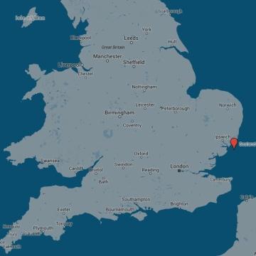 Image: Sealand map