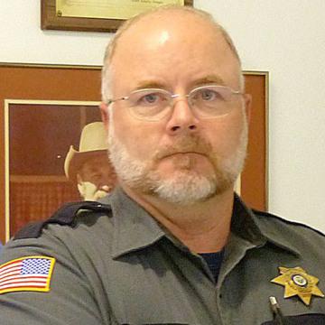 Image: Sheriff Glenn Palmer