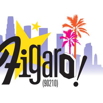 ¡Figaro! (90210) Official Logo