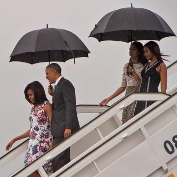 Image: CUBA-US-DIPLOMACY-OBAMA