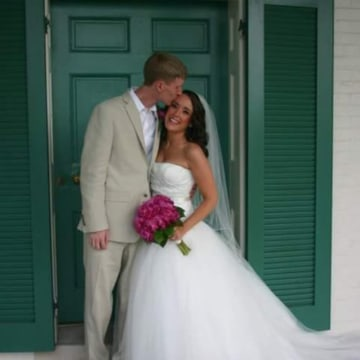 Image: Justin and Stephanie Shults
