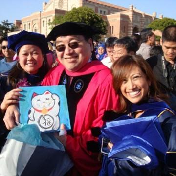 Don Nakanishi, OiYan Poon, Cheryl Matias