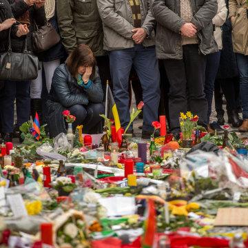 Image: BELGIUM-ATTACKS