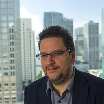Image: Manny Ruiz, founder of the annual Hispanicize