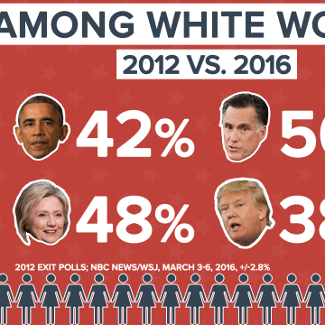 Data Download on White Women Voters