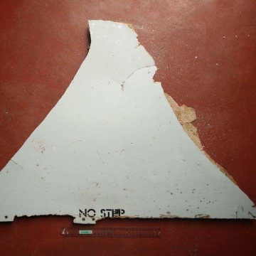 Image: Malaysia Airlines MH370 debris