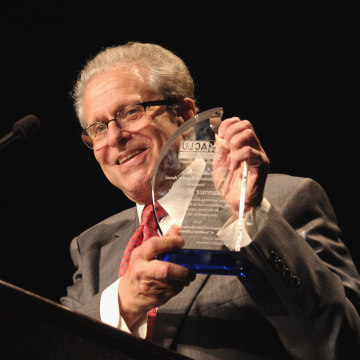 Image: Laurence Tribe at ACLU of Southern California's 2011 Bill Of Rights Dinner