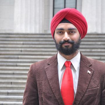 Specialist Kanwar Singh, Massachusetts Army National Guard