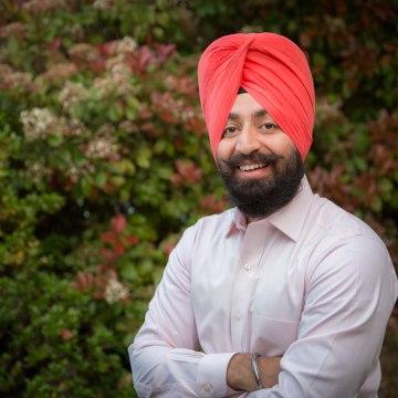 Specialist Harpal Singh, U.S. Army's MAVNI program
