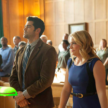 "Image: Melissa Joan Hart in ""God's Not Dead 2"""