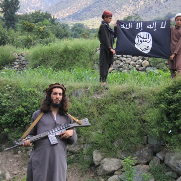 Image: ISIS in Afghanistan
