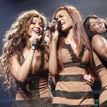 "Destiny's Child ""Destiny Fulfilled . . . and Lovin It"" Tour In Oslo"