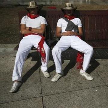Long Spanish lunch falls victim to tightening belts