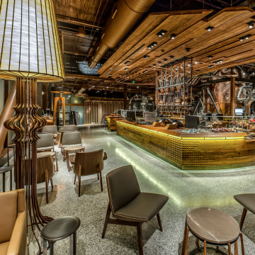 Image Starbucks Roastery announced