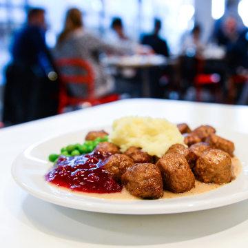 Image: Swedish meatballs