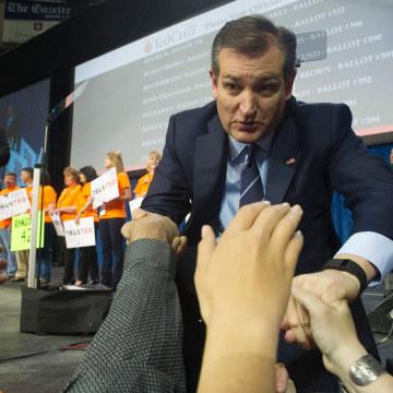Image: US-VOTE-REPUBLICANS-CRUZ