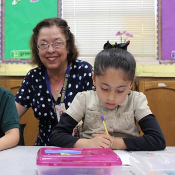 Eugenia McGowan, principal at St. Matthew Catholic School in Phoenix, Arizona.