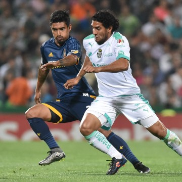 Santos Laguna of Mexico vs Los Angeles Galaxy of the USA
