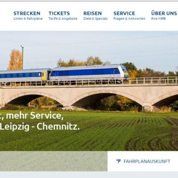 Image: Mitteldeutsche Regiobahn's website