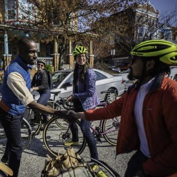 Image: DeRay McKesson, #BlackLivesMatter activist and Twitter celeb, runs for mayor in his native Baltimore