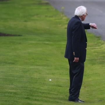 Image: Bernie Sanders in Limerick, Pennsylvania