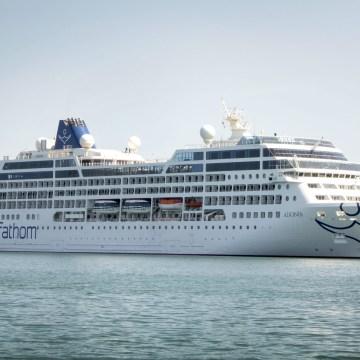 Image: Cruise ship Adonia