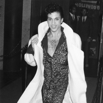 Prince In Hollywood