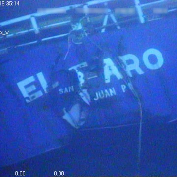 Image: El Faro data retrieval