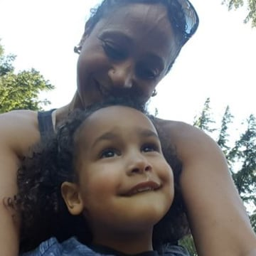 Image: Stephanie A. Cohen and her son Oliver