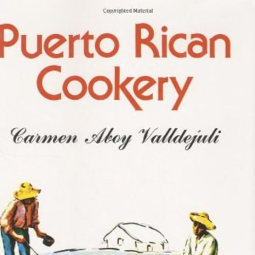 """Puerto Rican"" Cookery by Carmen Aboy Valldejuli"