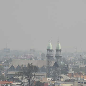 Image: MEXICO-ENVIRONMENT-POLLUTION