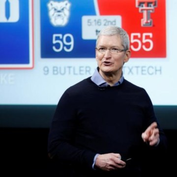 Apple's Tim Cook to Visit China for Government Meetings, Says Source