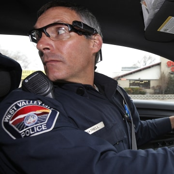 Image: Police Dept. In Utah Town To Outfit Entire Force With Body Cameras