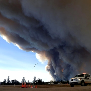 Image: Fort McMurray Wildfire