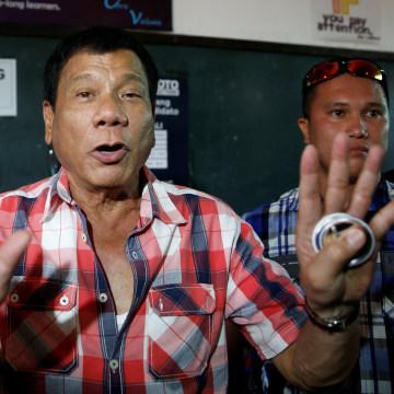 """Image: Rodrigo """"Digong"""" Duterte"""
