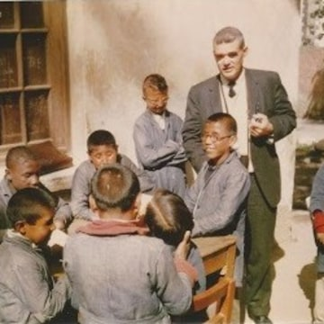 Photos from Dr. Richard Buckingham's two-week trip to Bolivia starting October 14, 1963.