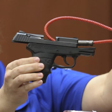 Image: Zimmerman's gun that killed Trayvon Martin to be auctioned