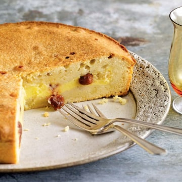 Basque Cake recipe