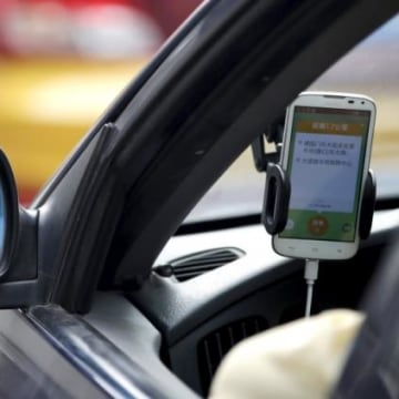 Apple Invests $1 Billion in Chinese Ride-Hailing Service Didi Chuxing