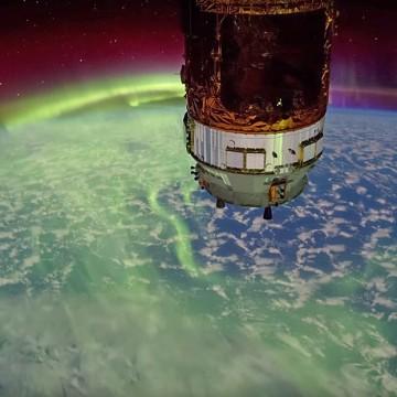 Astronaut Kjell Lindgren Talks About 'A Beautiful Planet'