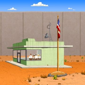 """""""Borderwall"""" - Episode two of """"Bordertown"""""""