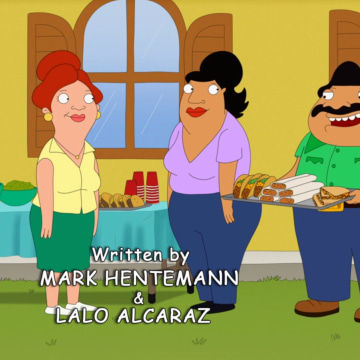 """""""The Engagement"""" - Episode one of """"Bordertown"""""""