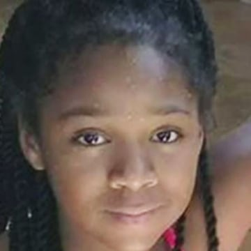 Image: Zalayia Jenkins, 9, was shot and killed in Milwaukee earlier in May.